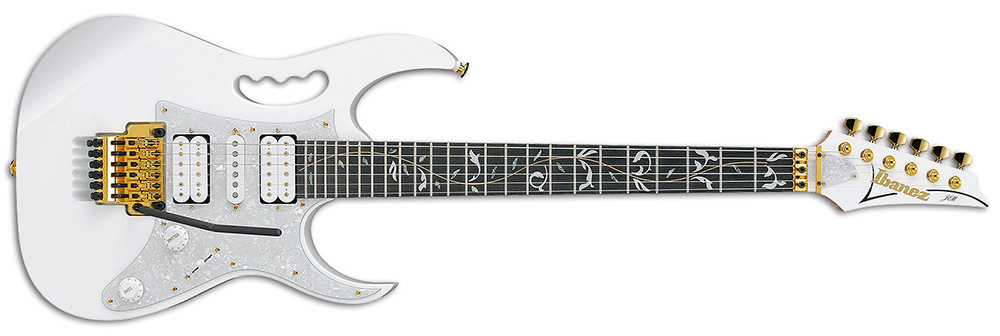 Solid Body Guitar - Ibanez Jem