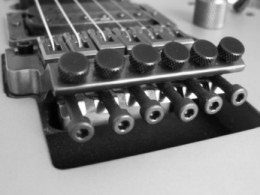 Floyd Rose bridge - rods